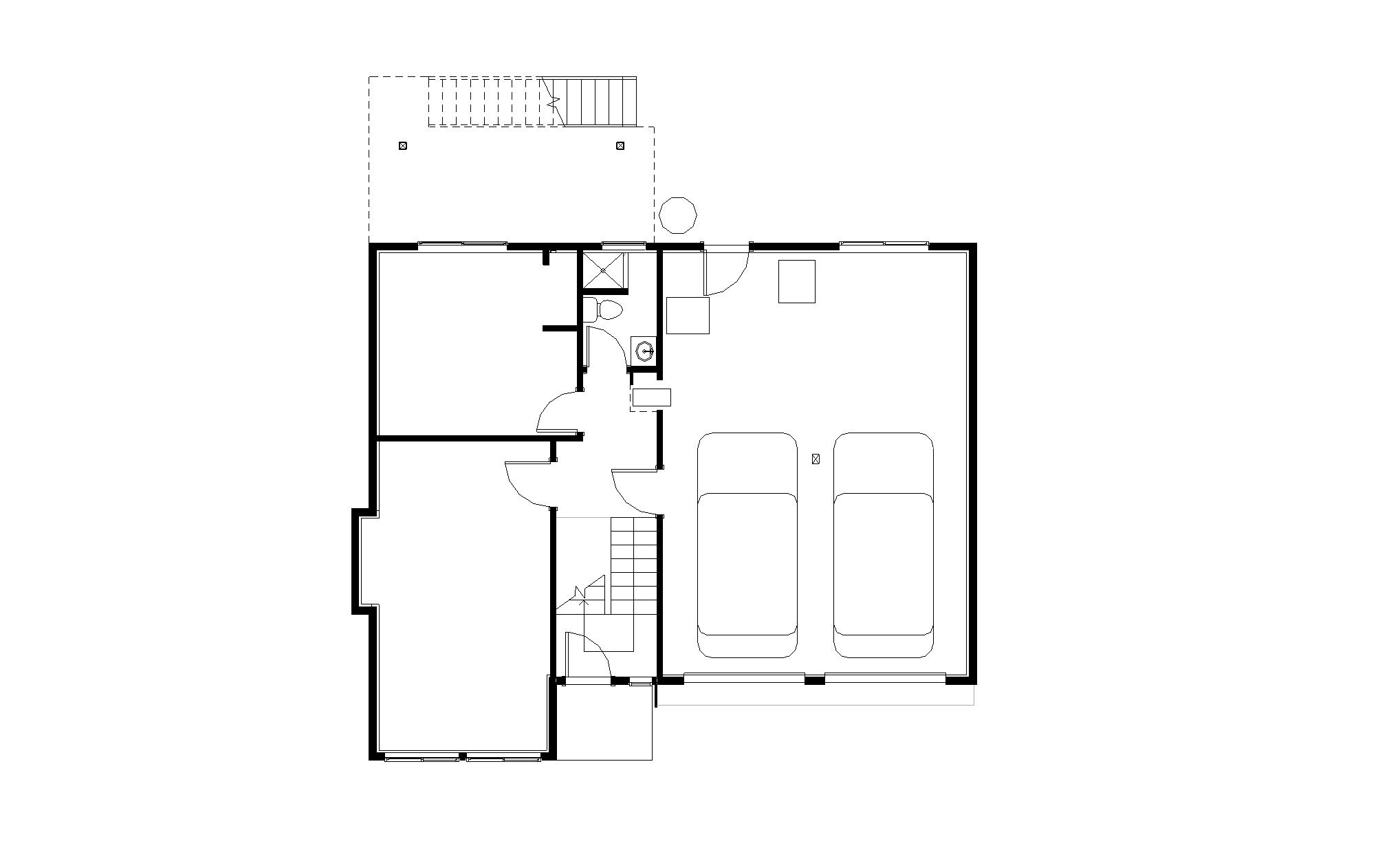 Previous floor plan