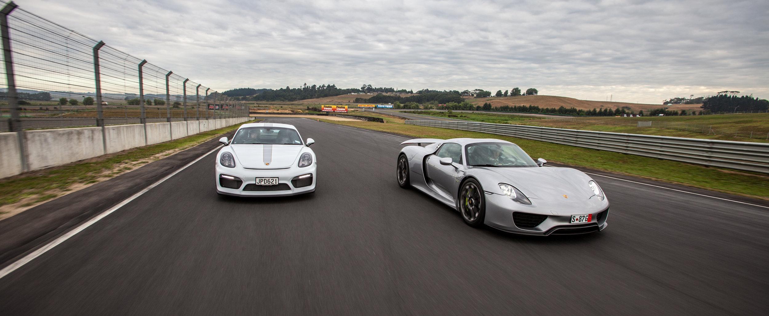 Porsche 918 & GT4 Hampton - Dillon Photography-128.jpg
