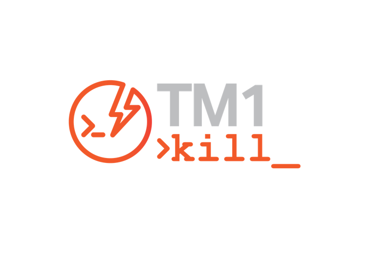 Cancels ALL running threads or disconnects ALL users connected to TM1