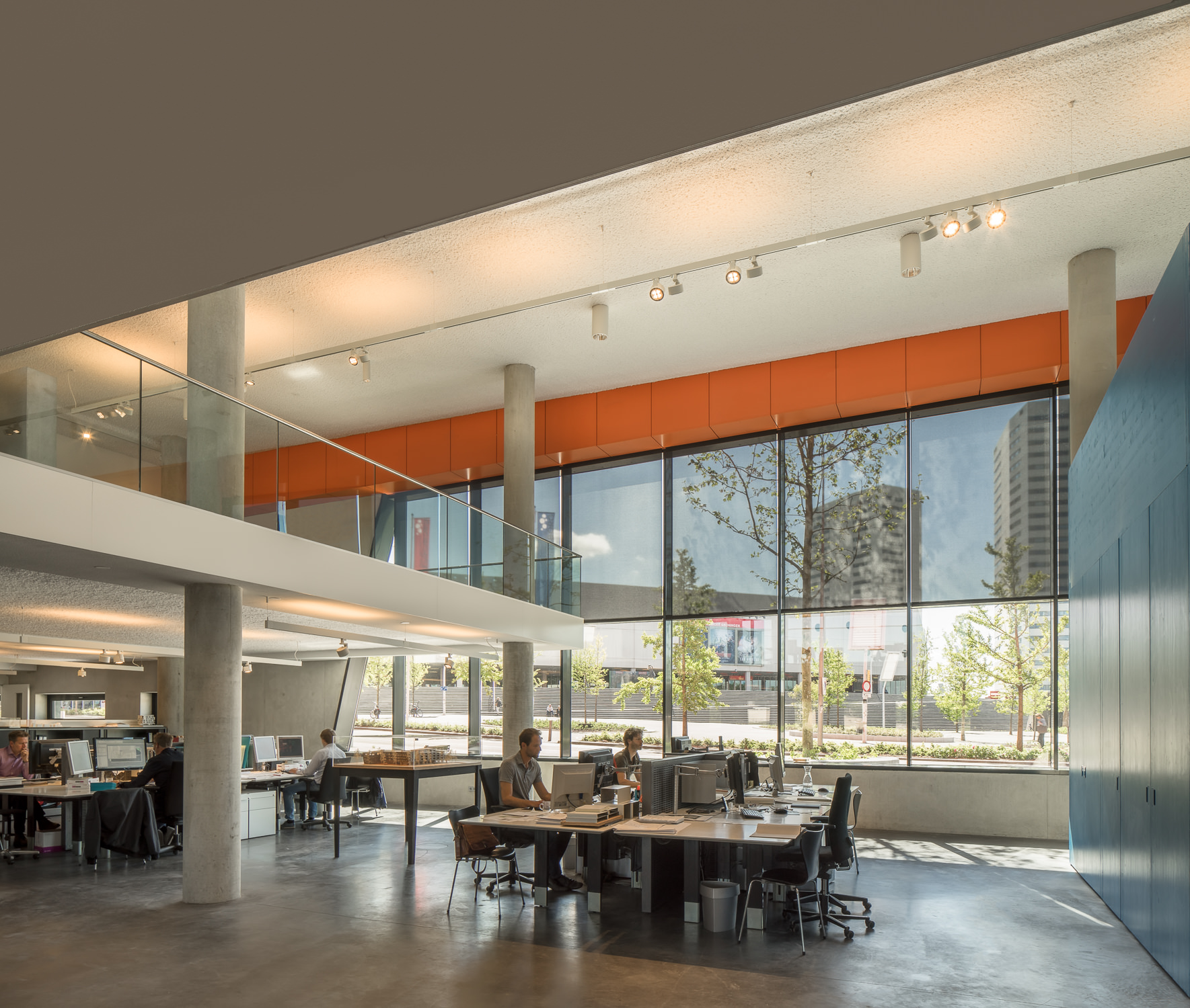 working office by mark hadden architecture photographer amsterdam and groningen