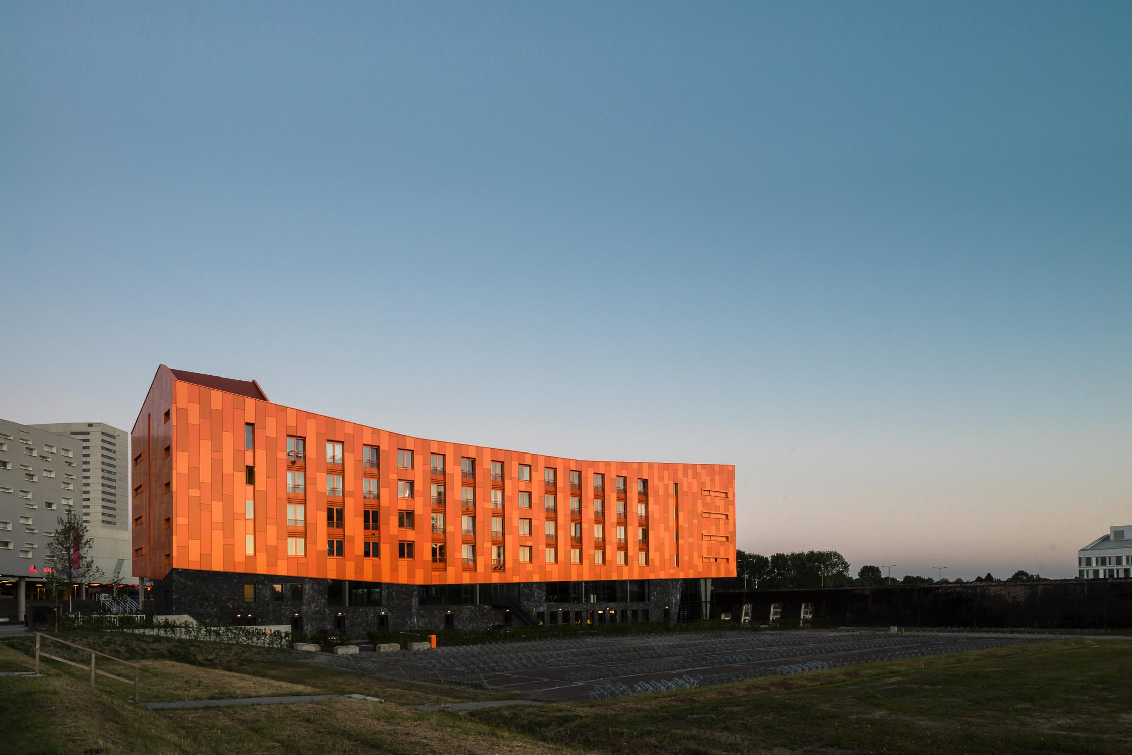 Mark hadden architecture photography - hete kolen by team 4 architecten