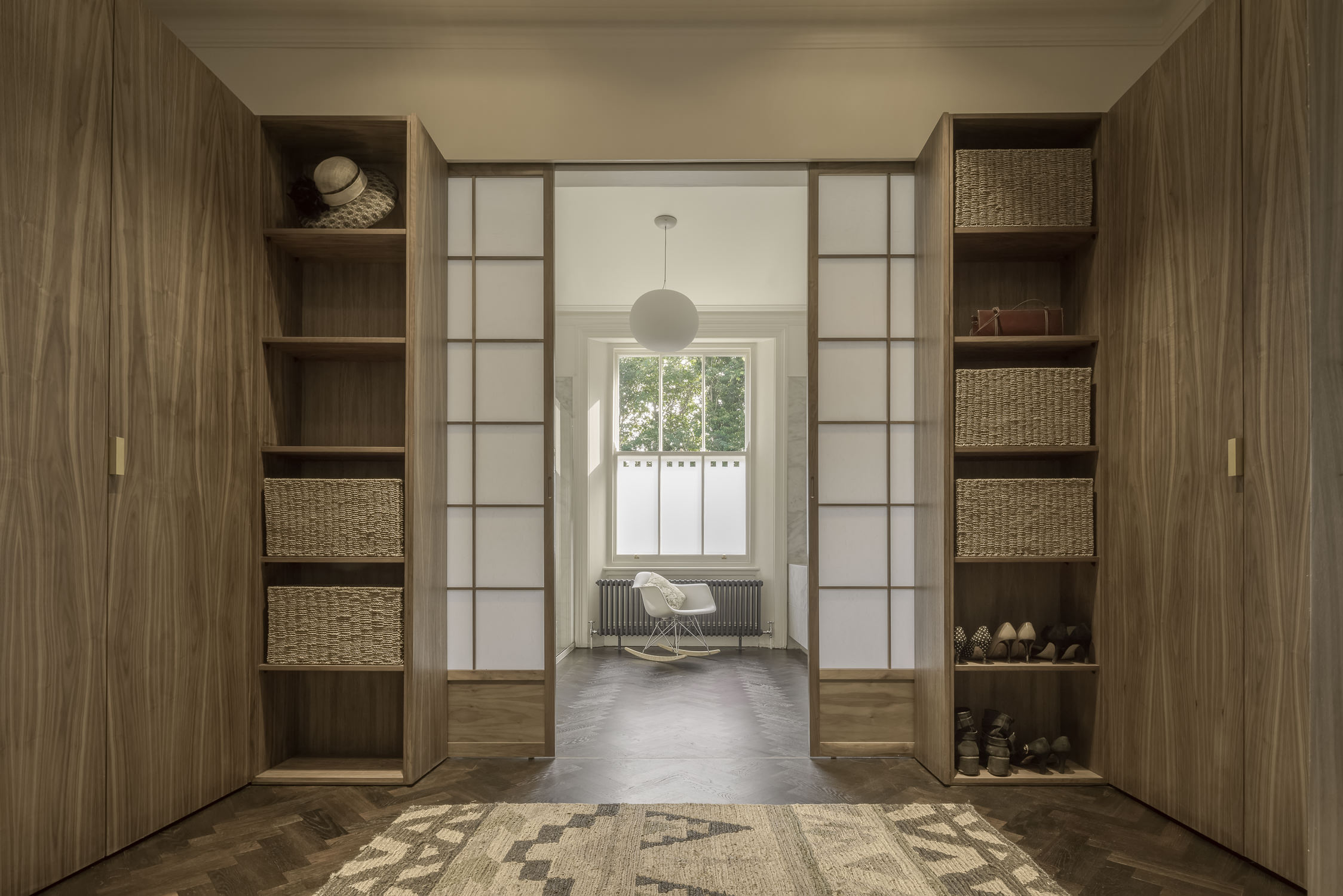 dressing room granville park by mark hadden architecture photographer, amsterdam