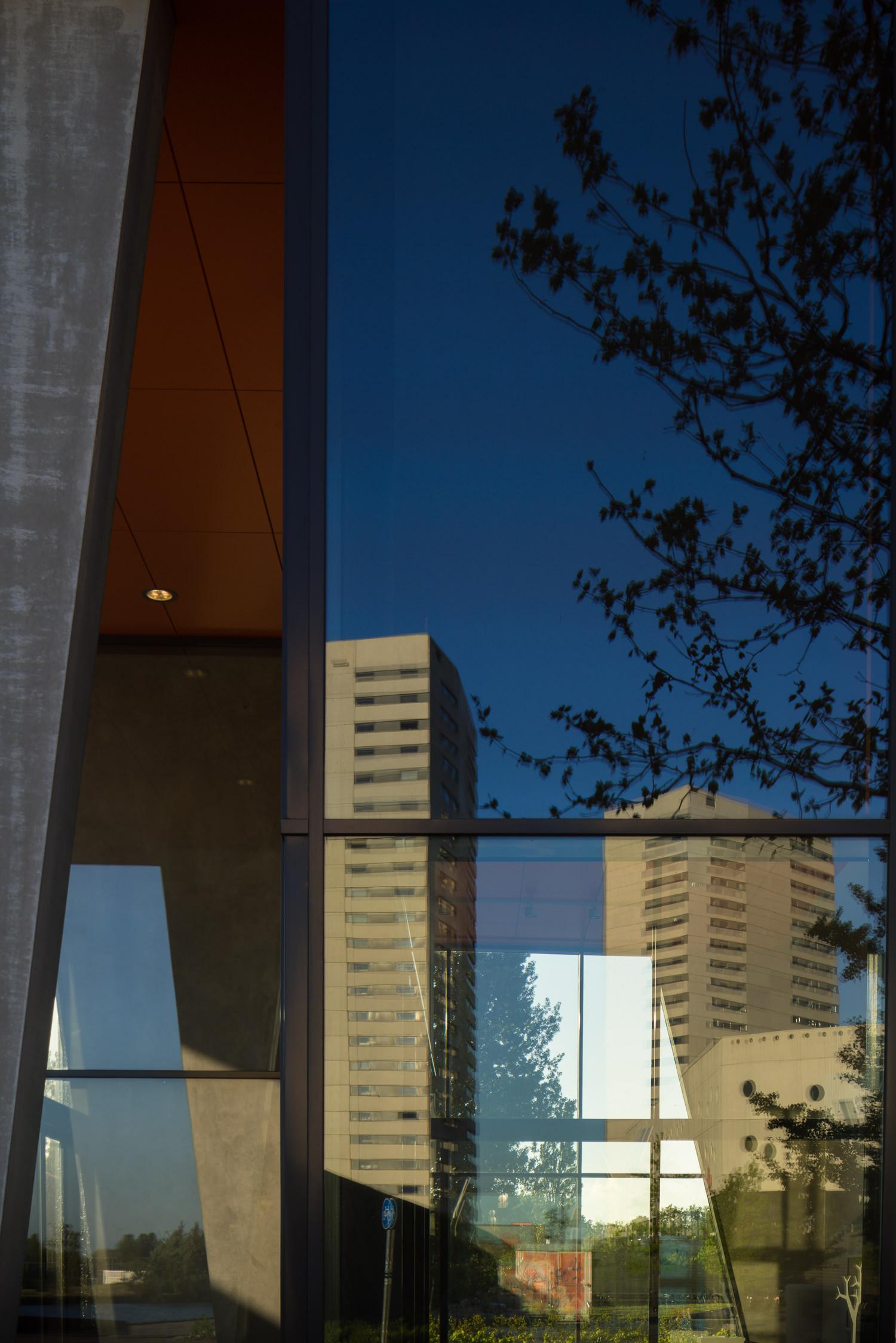 hete kolen facade by mark hadden architecture photographer