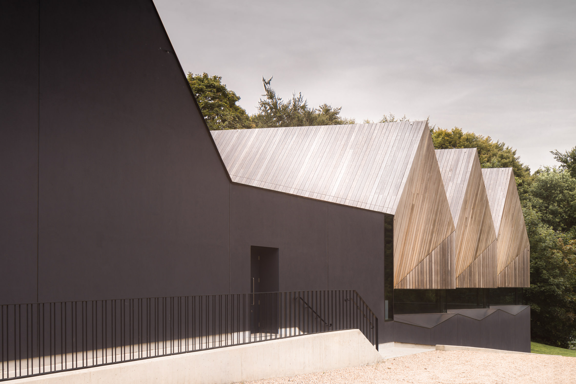 Alfriston School by Duggan Morris Architects - Architecture Photography London