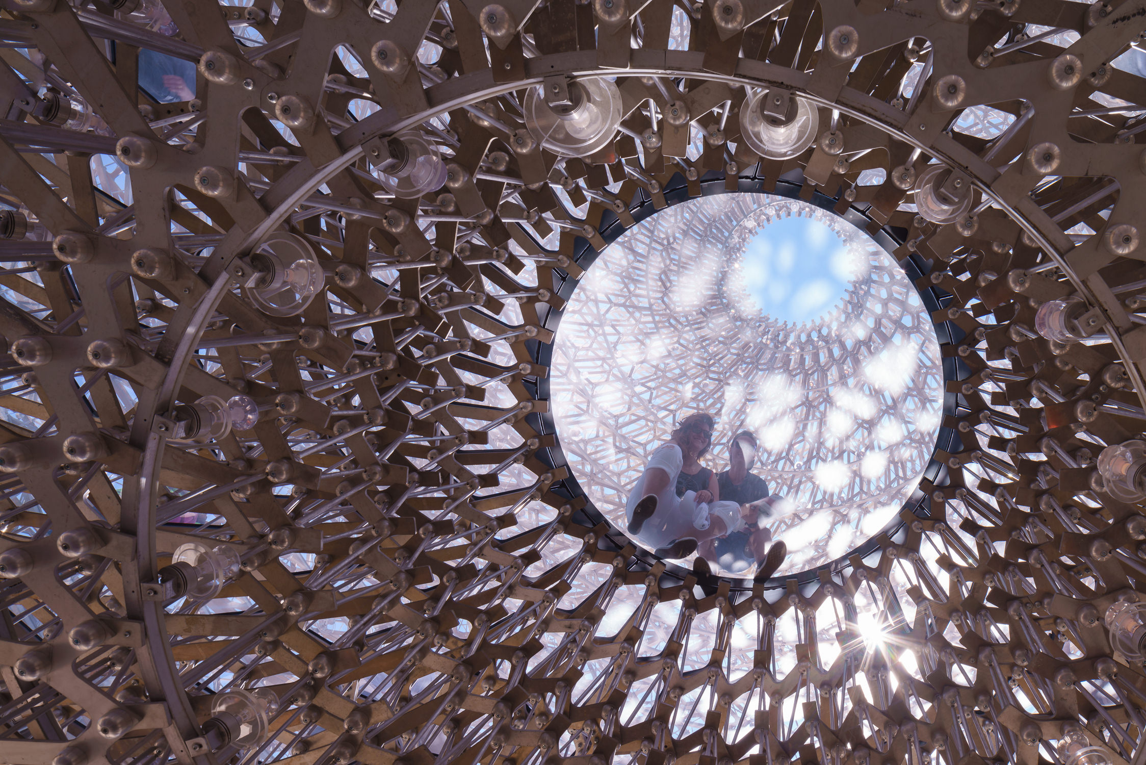 Uk Pavilion - MIlan Expo - Architecture Photography London