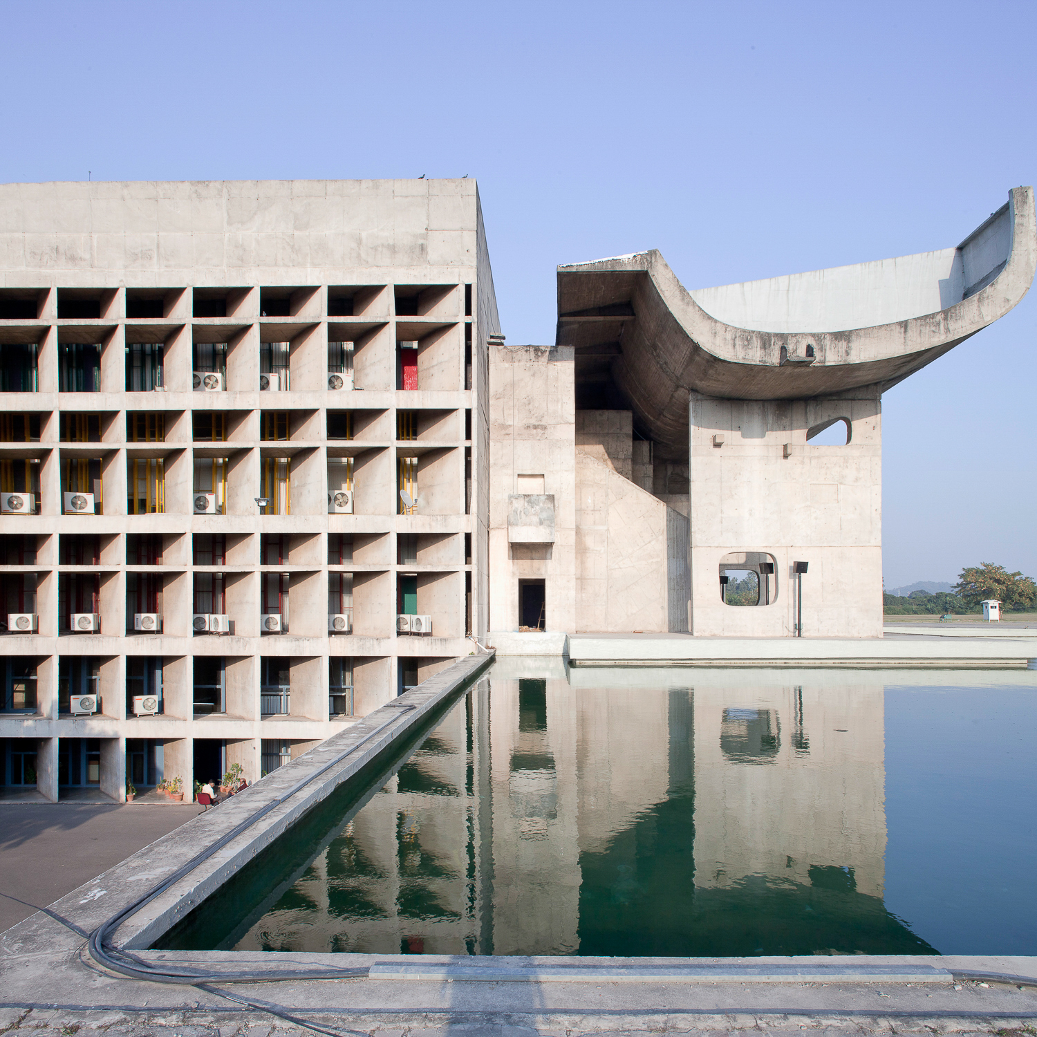 Le Corbusier - Chandigarh - Architecture Photography London Amsterdam
