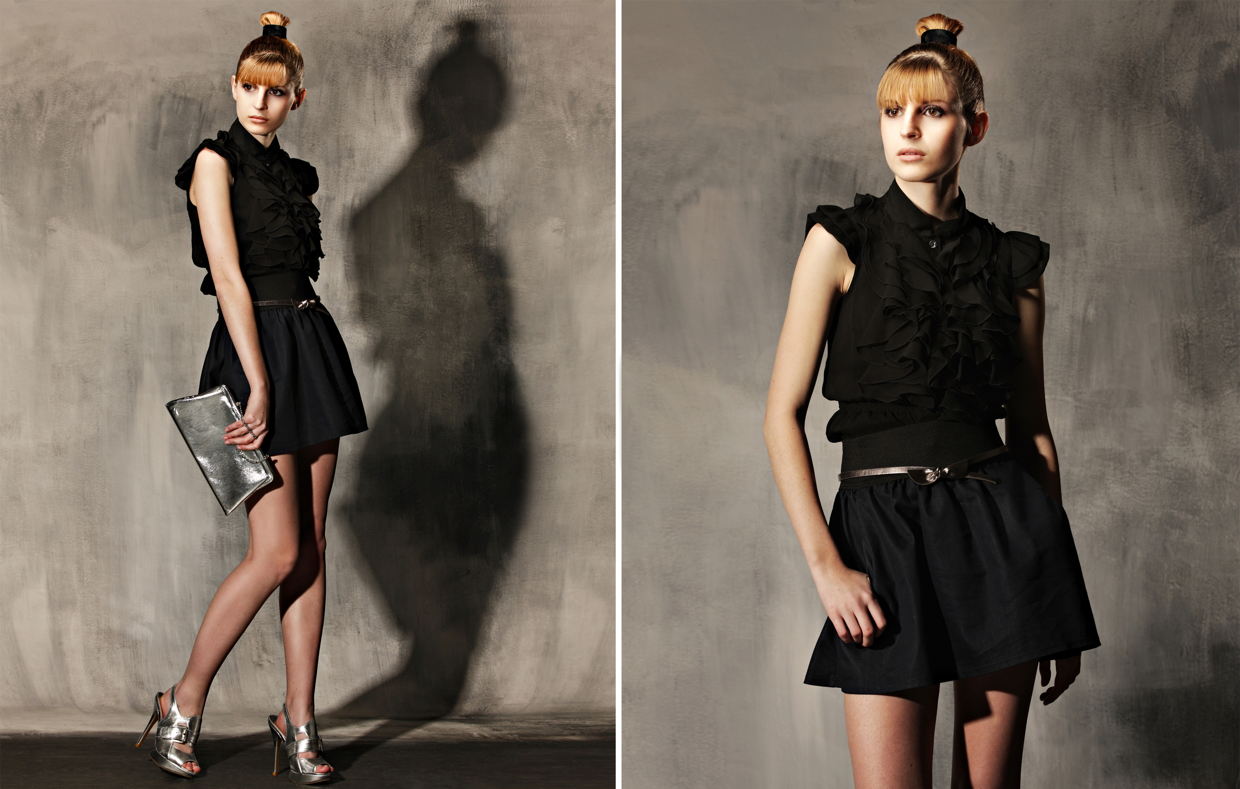 Example of Commercial Photography - Such images fit well into a catalog or an advertisement.