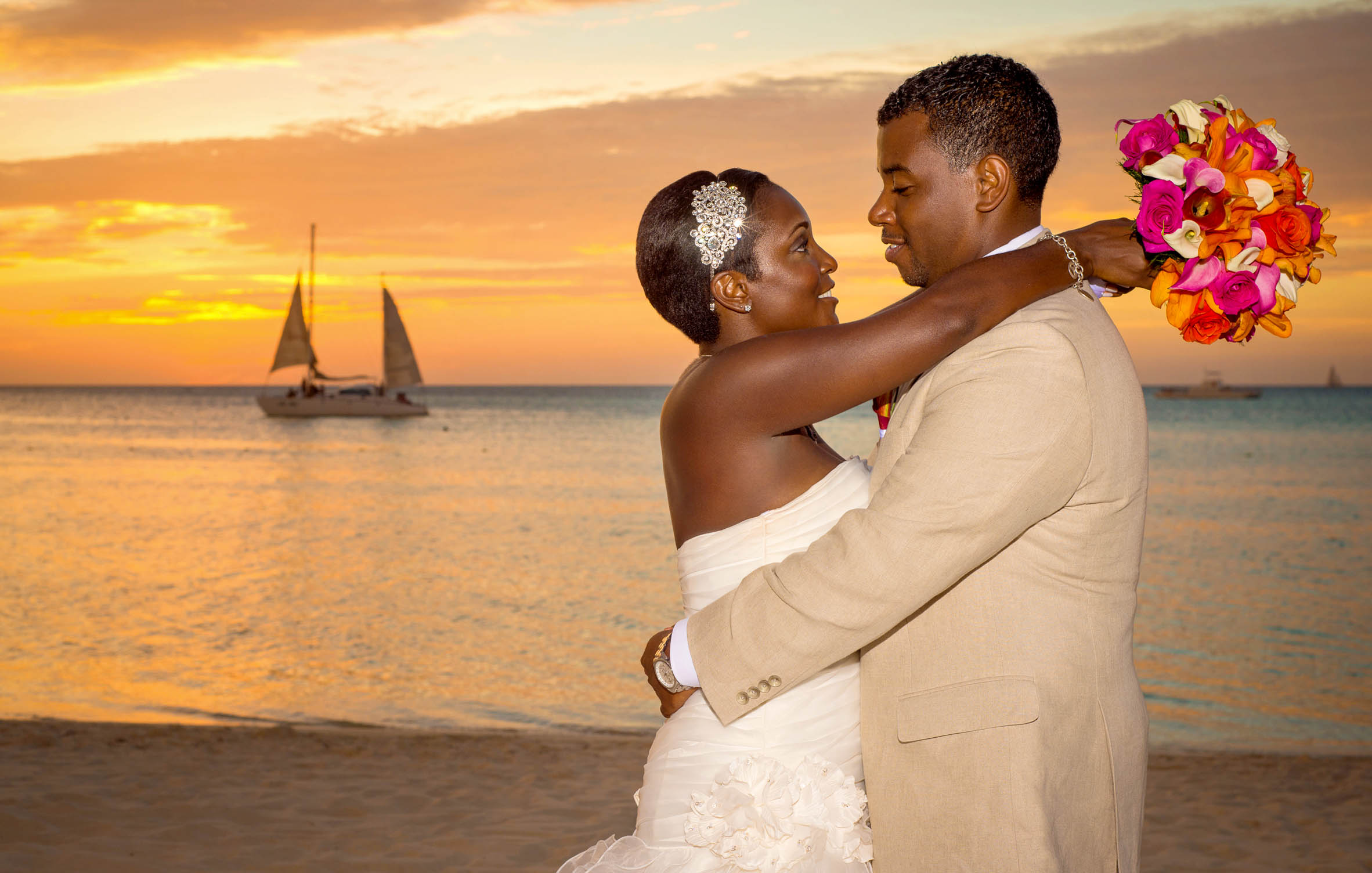 Destination Wedding: Aruba