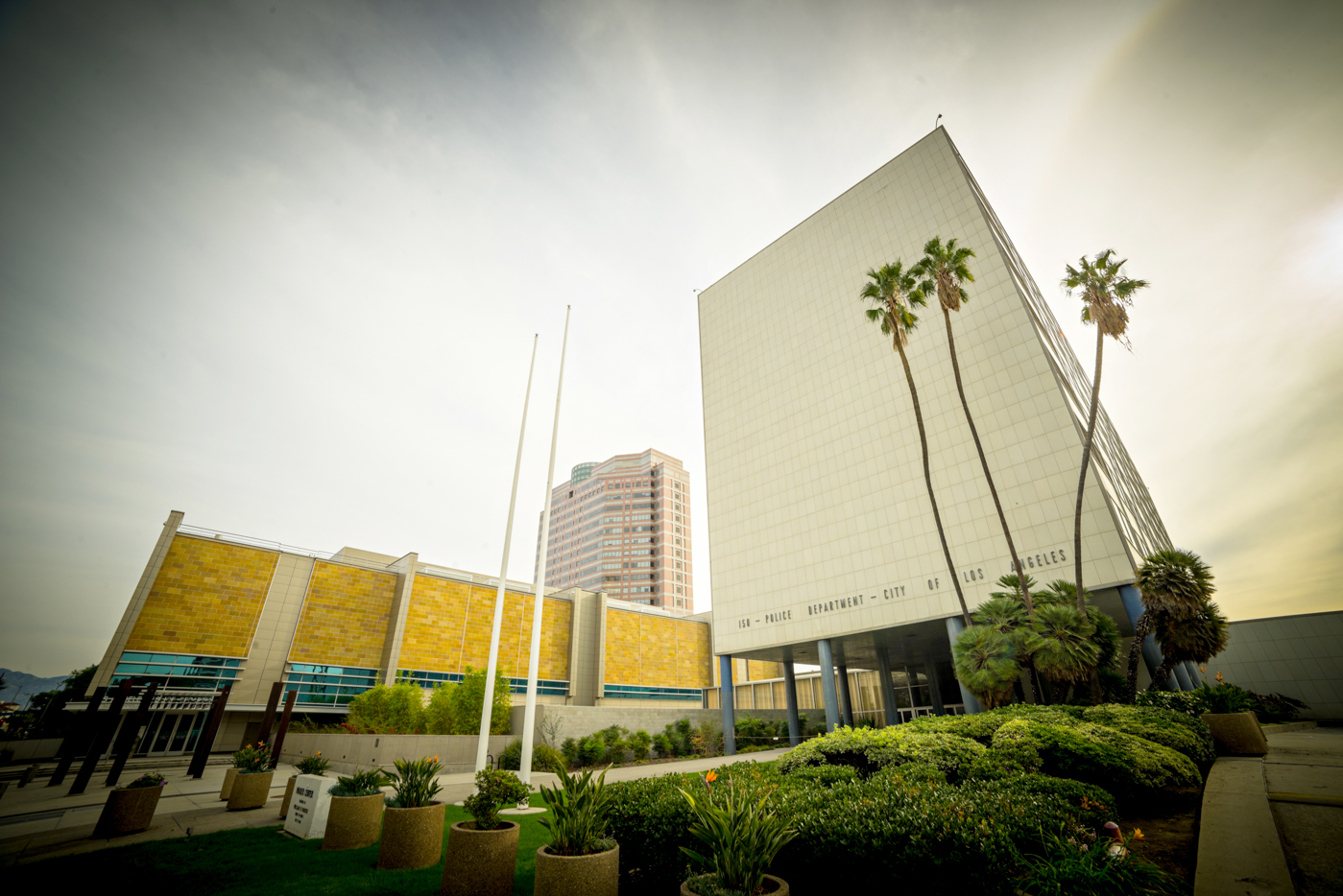 East Los Angeles Police Department Building