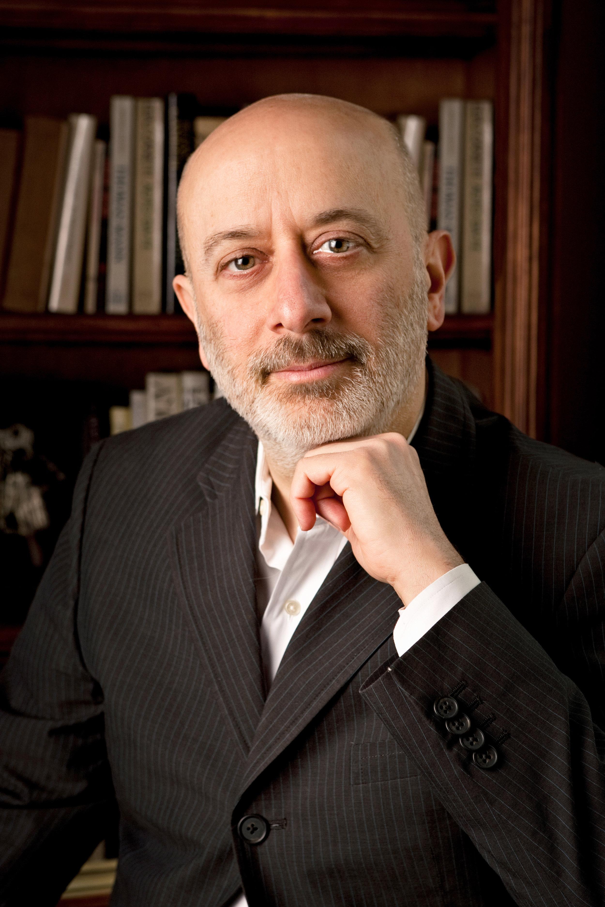 Ken Ballen Portrait