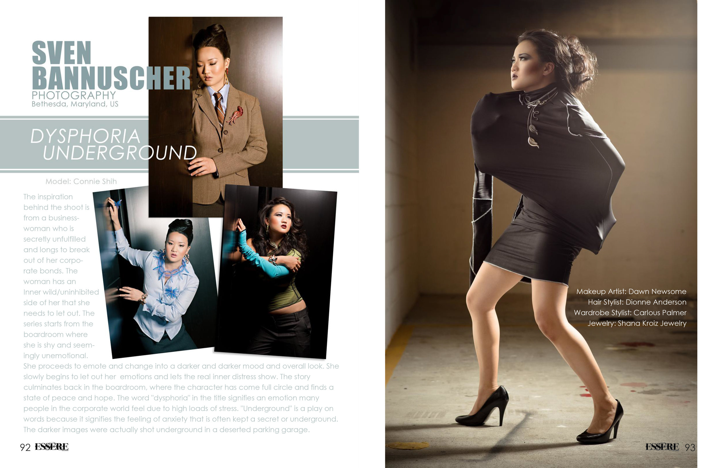 Final Essere_Magazine_December_2012_Volume_1_Issue_8