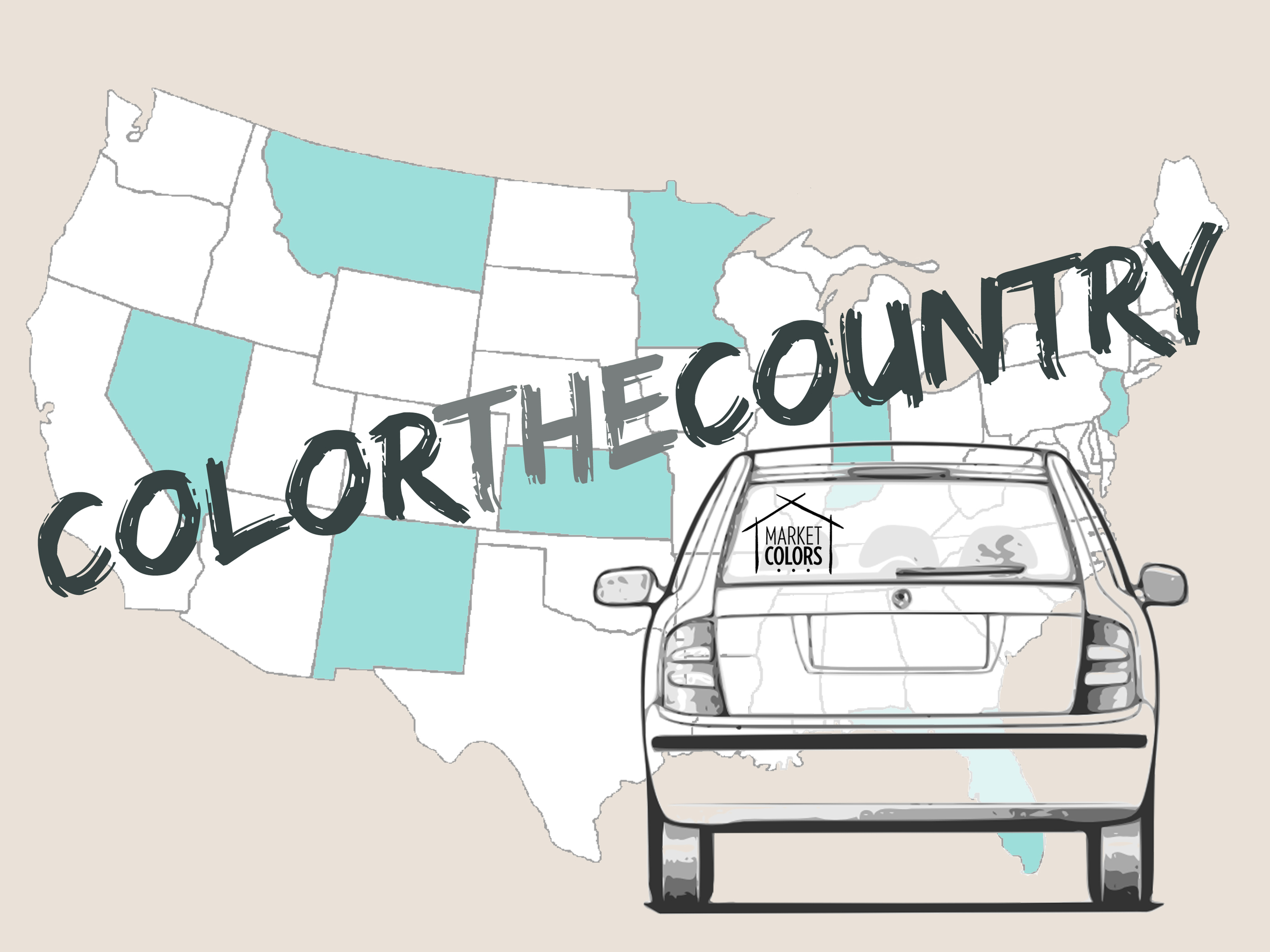 Color The Country