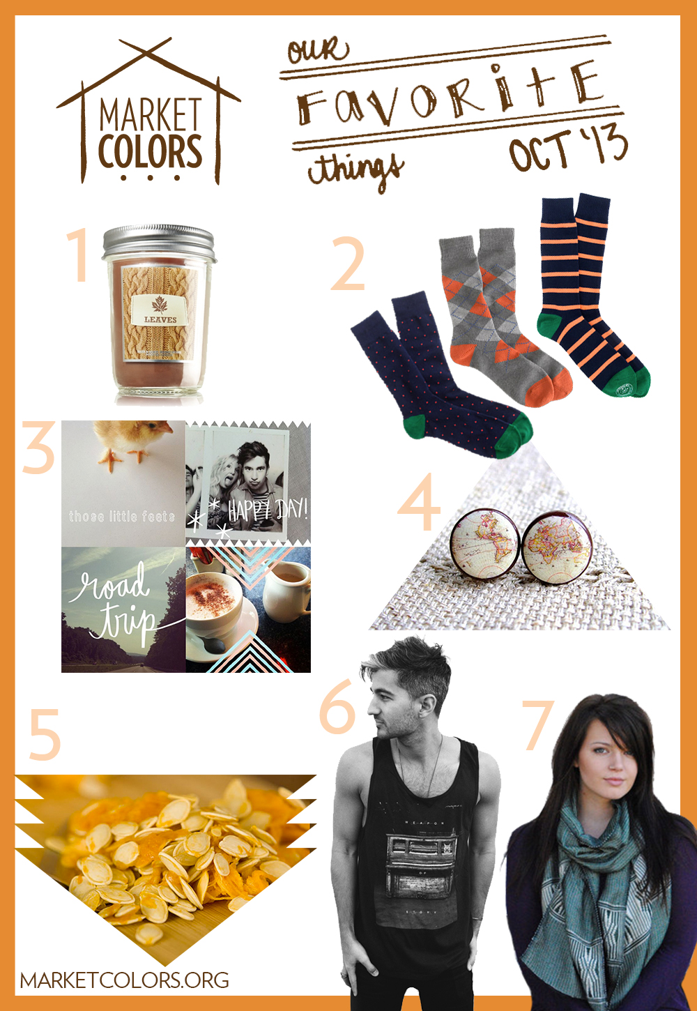 October Favorite Things