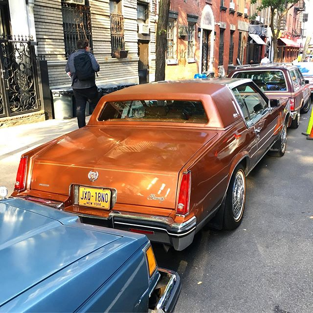 Classics in midtown for The Deuce