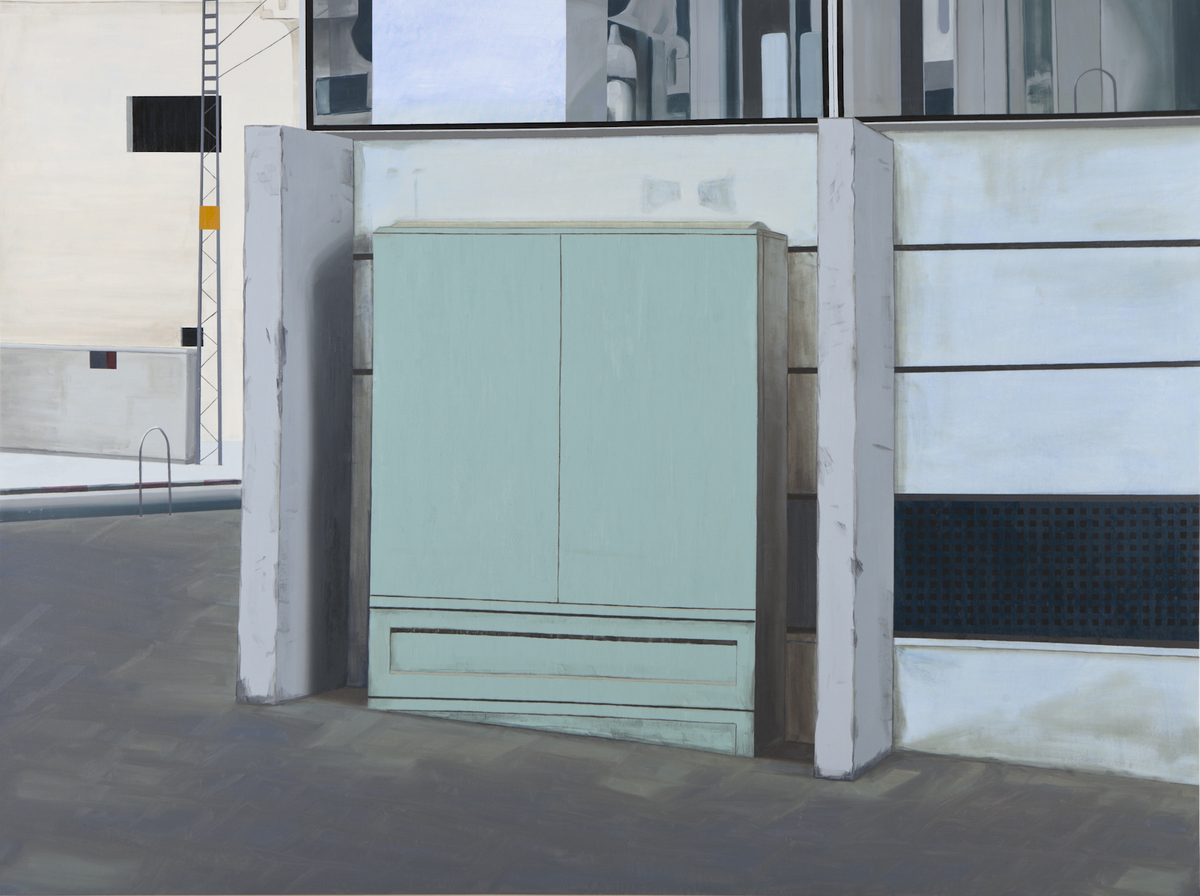 Grey (Utility Box)