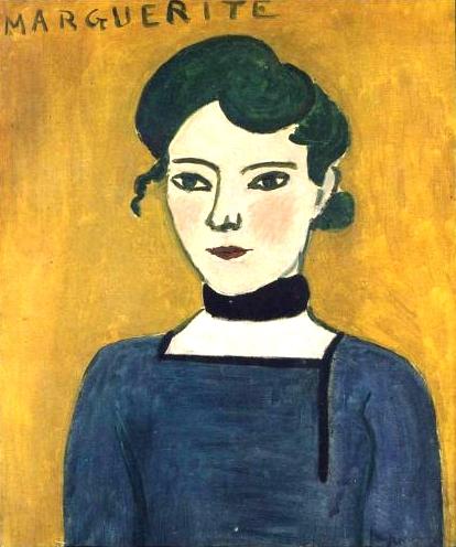 Marguerite  (1907), Henri Matisse