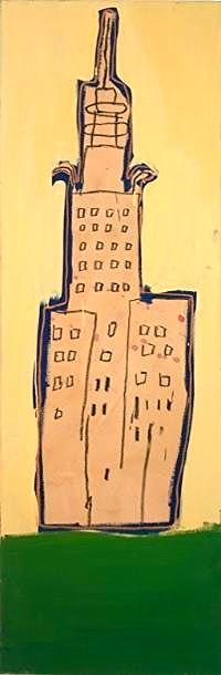 Empire  (1980), Jean-Michel Basquiat