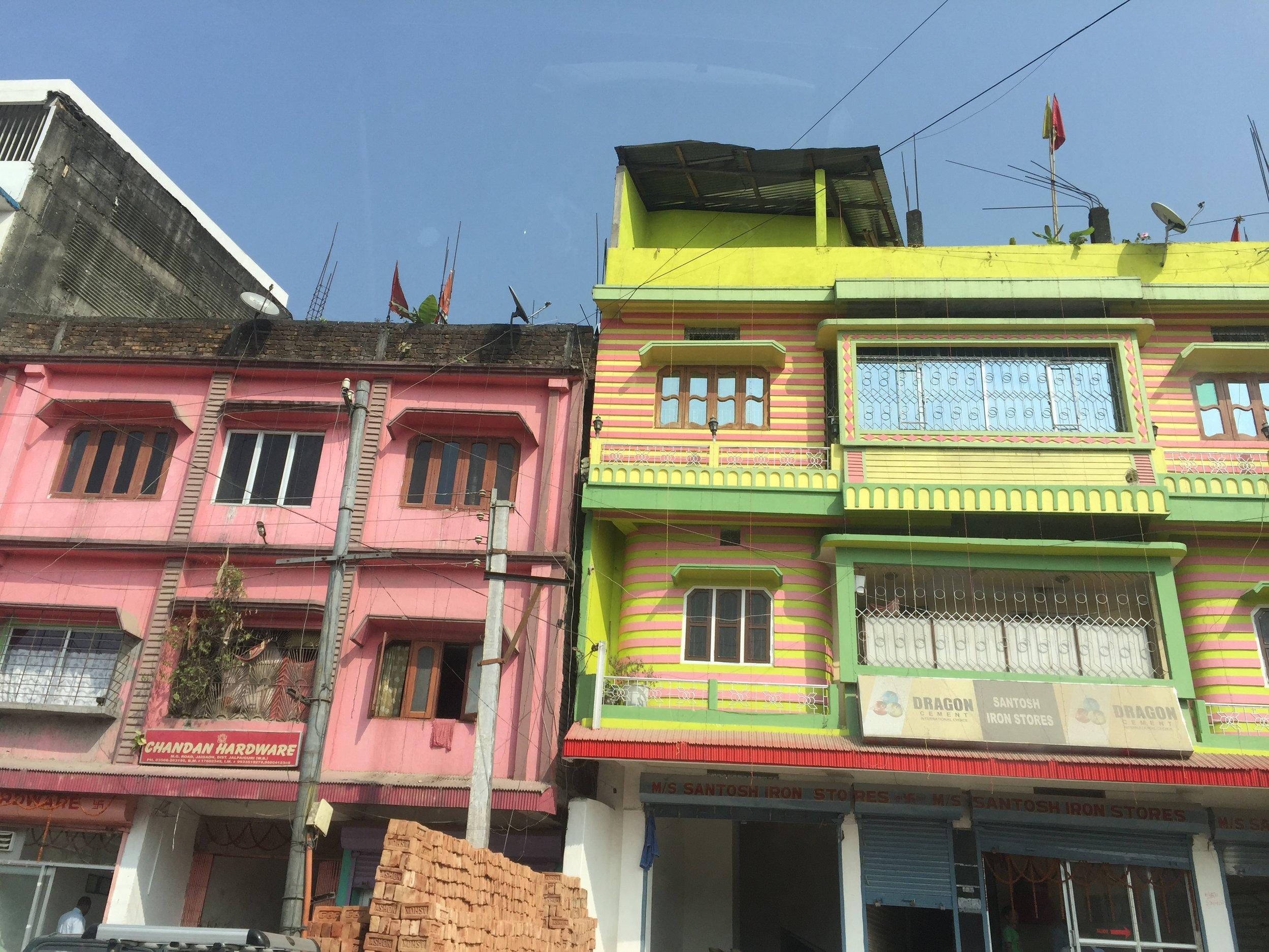Siliguri, India - ...all the senses