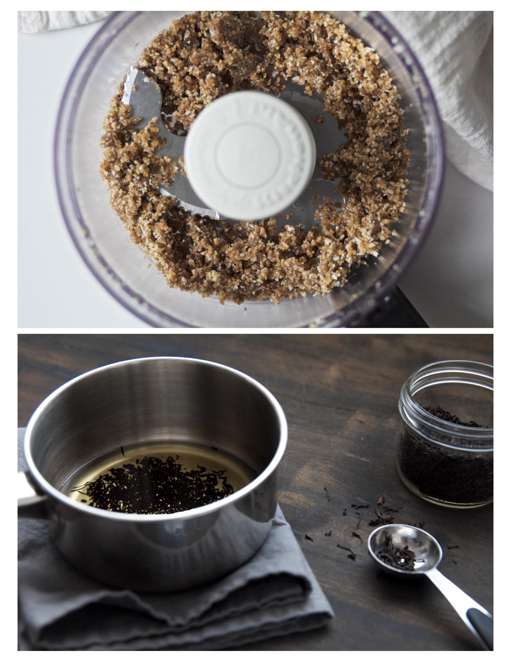 earl grey lavender cheesecake