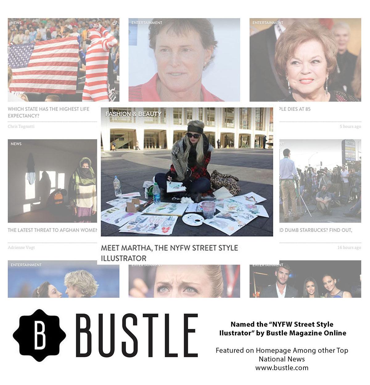 Bustle Magazine