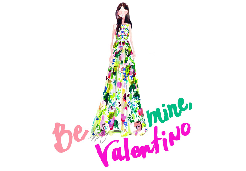 Be Mine Valentino
