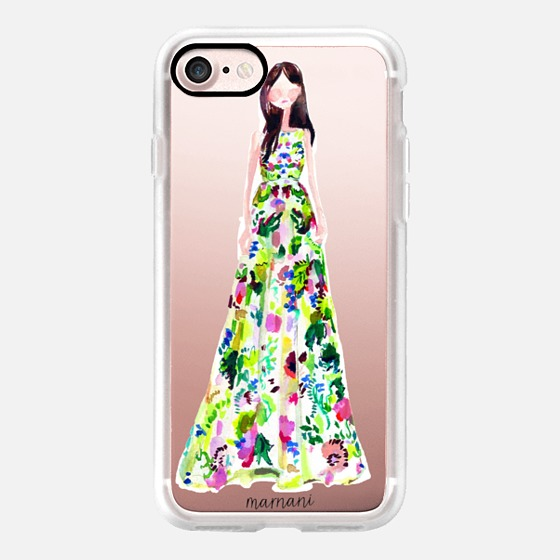 Phone Case : ALL SIZES    TRANSPARENT CASE : NEVER OVERDRESSED