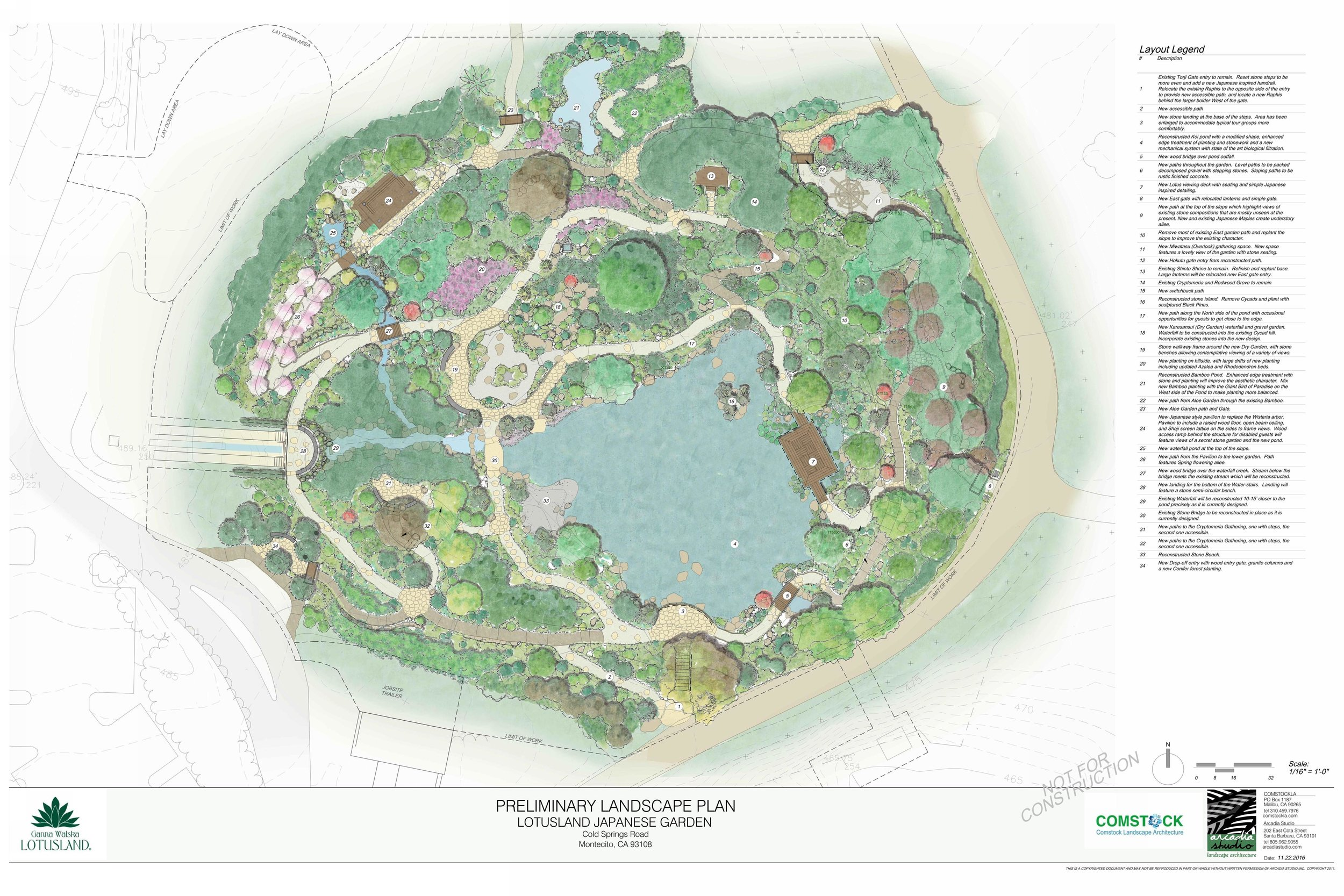 Lotusland Preliminary Plan