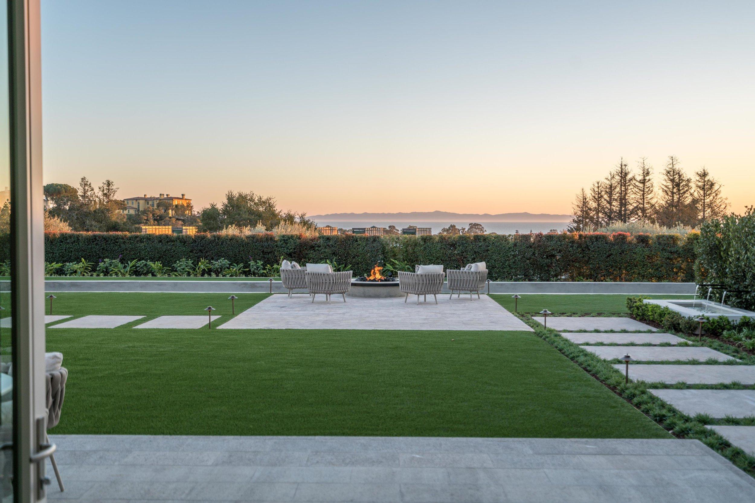 Cape Cod Montecito Arcadia Studio Landscape Architecture