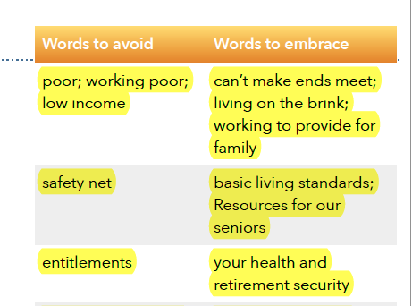 Excerpt from a new research brief from The Center for Community Change.