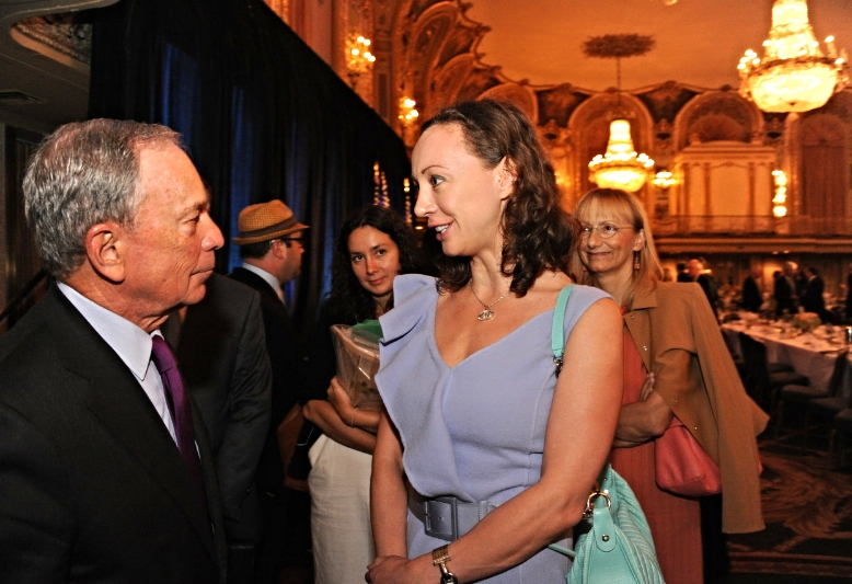 Michael R. Bloomberg | 108th Mayor of New York City, Economic Club of Chicago