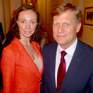 Mike McFaul | Ambassador of United States to Russia US Embassy, Moscow, Russia, April 2012