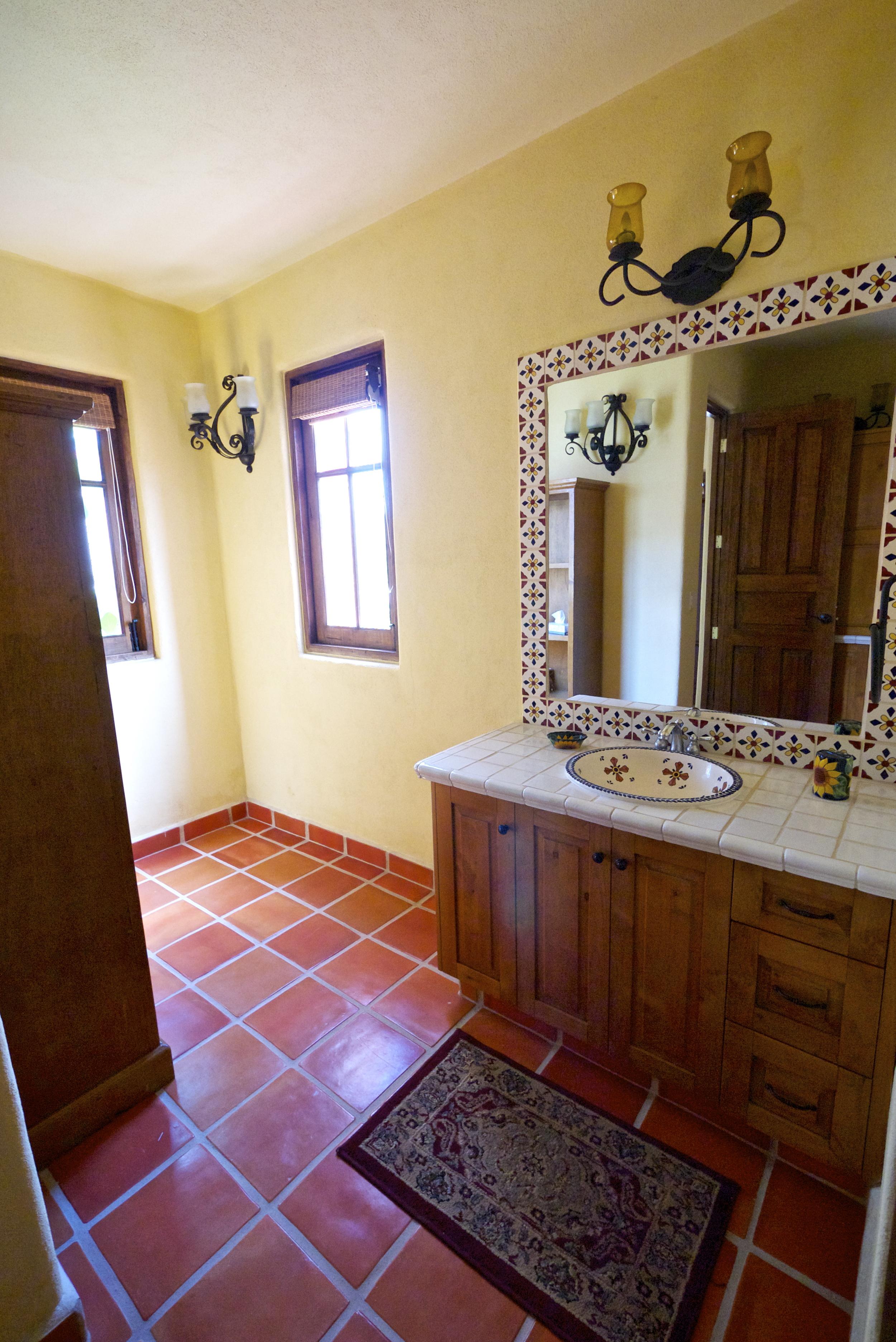 Second Floor Master Ensuite Bathroom