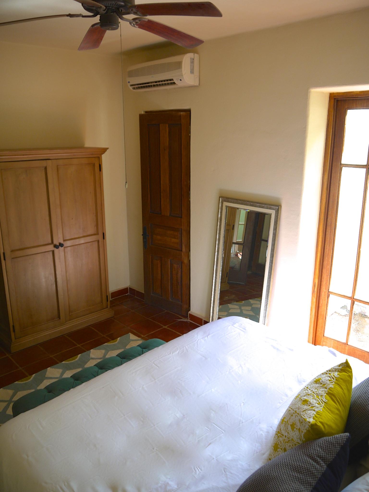 Ground floor master suite