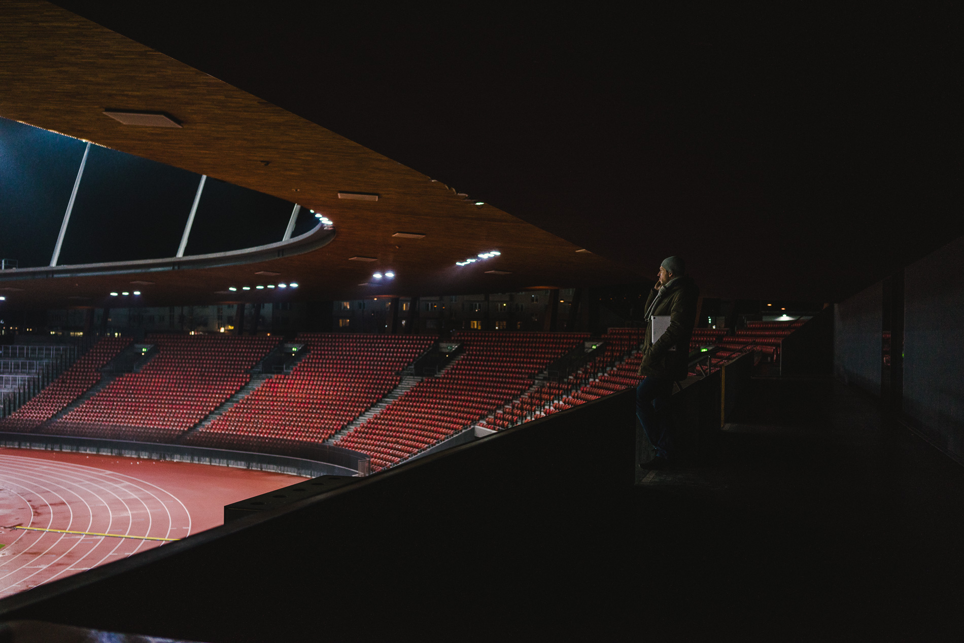 Letzigrund Stadion  , Zürich