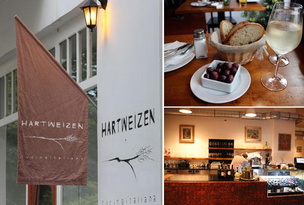 Hartweizen - Mitte