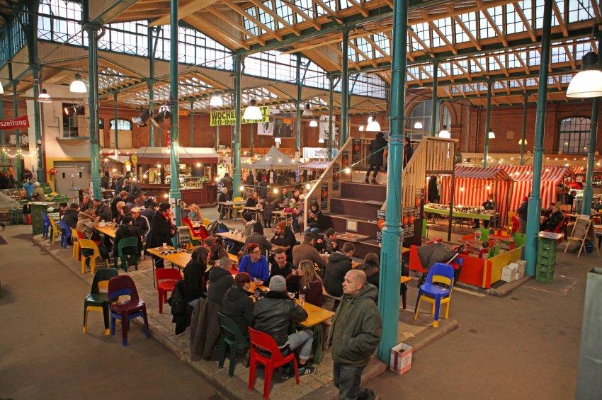 Markthalle Neun - Kreuzberg
