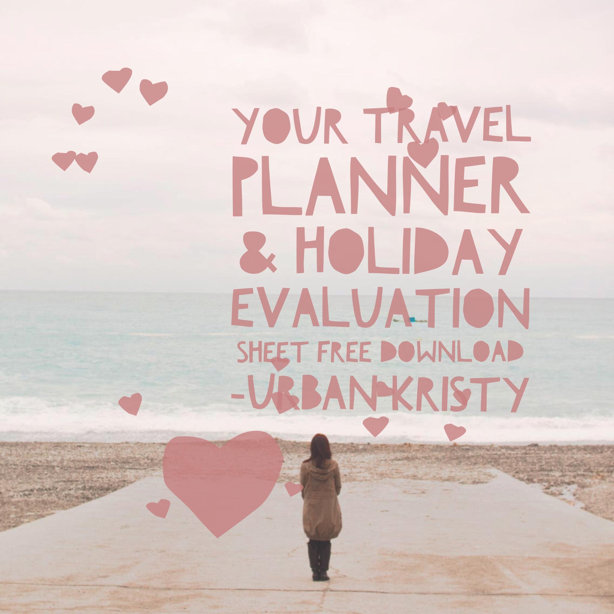 Travel Plsnner