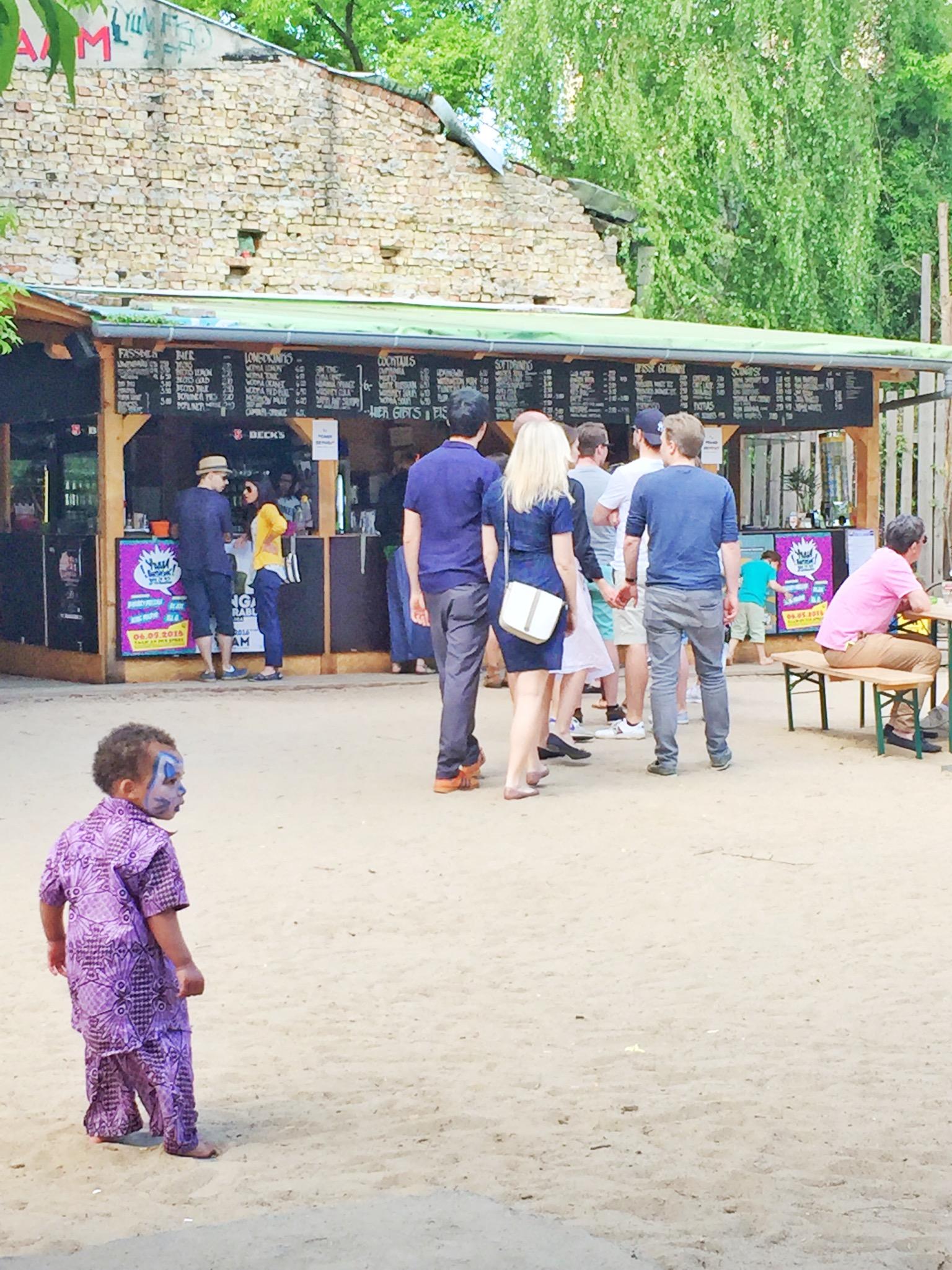 Hidden Beach Bar