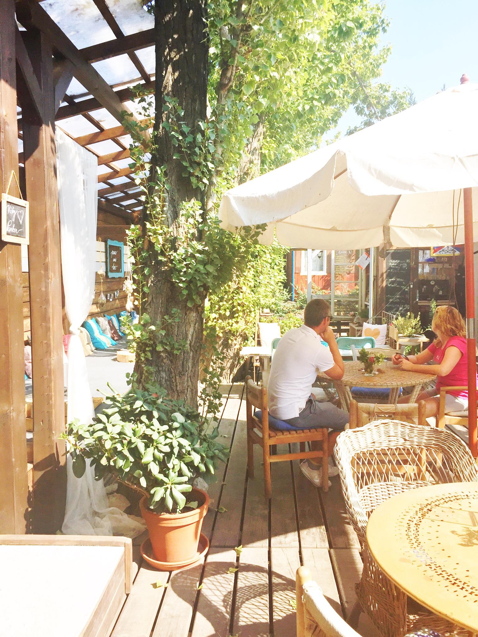Urban Kristy Discoveries - September - Coffee Corner Prague