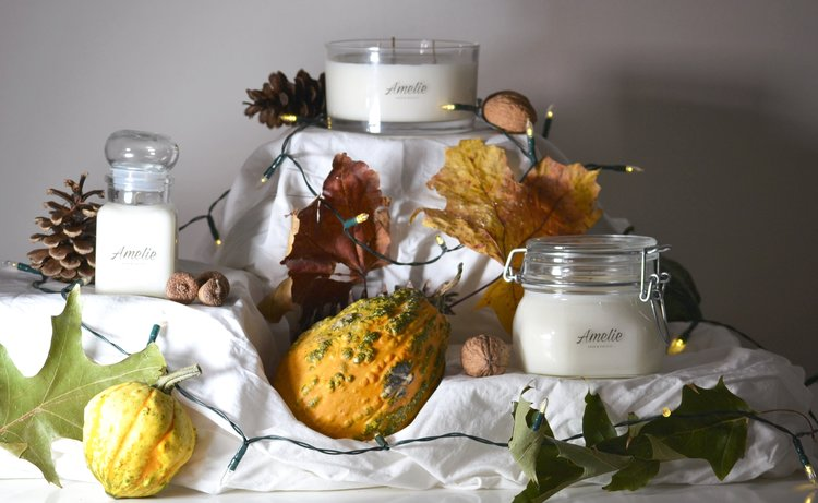 Amelie Candles