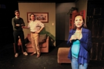 """Northwestern alumna Hannah Wolff assistant directs Interrobang Theatre Project's """"For the Loyal""""  -The Daily Northwestern"""