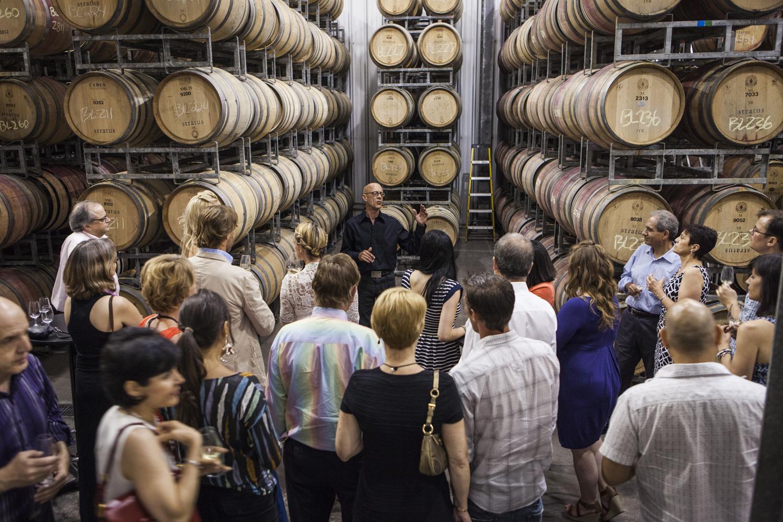 Stratus Winery, Niagara