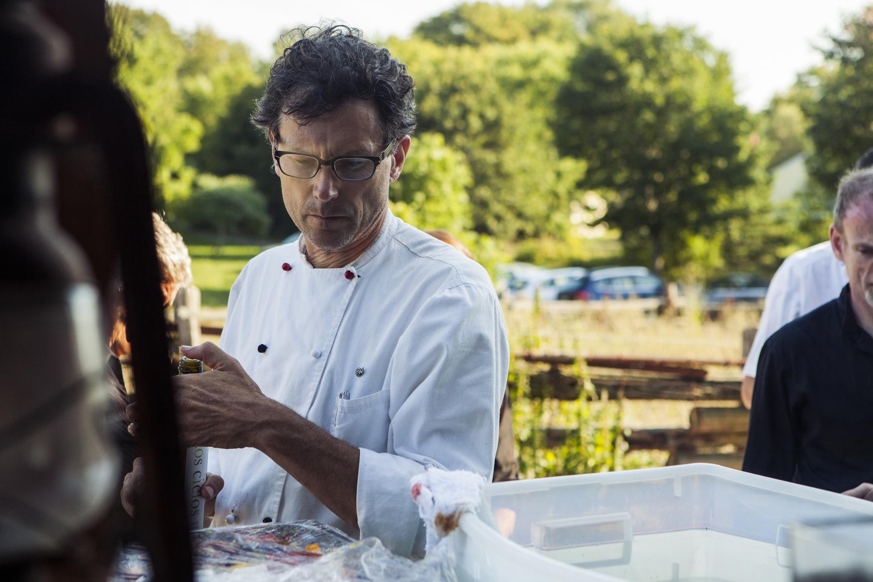Chef Jamie Kennedy, Toronto