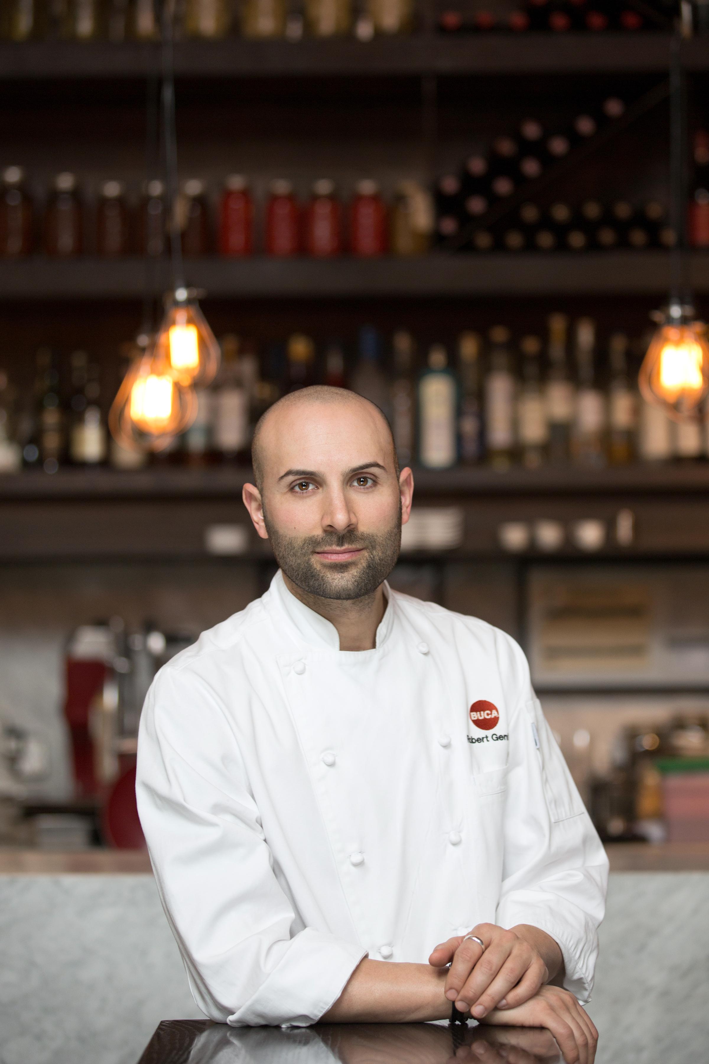 Chef Rob Gentile, BUCA, Toronto
