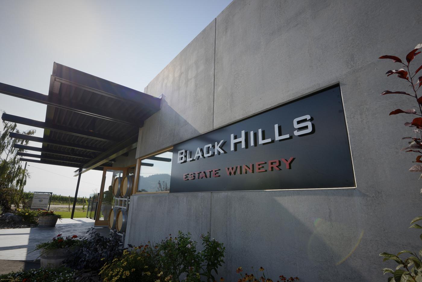 Black Hills Estate Winery, Okanagan, BC