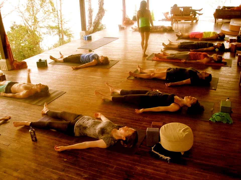 Morning Shavasana