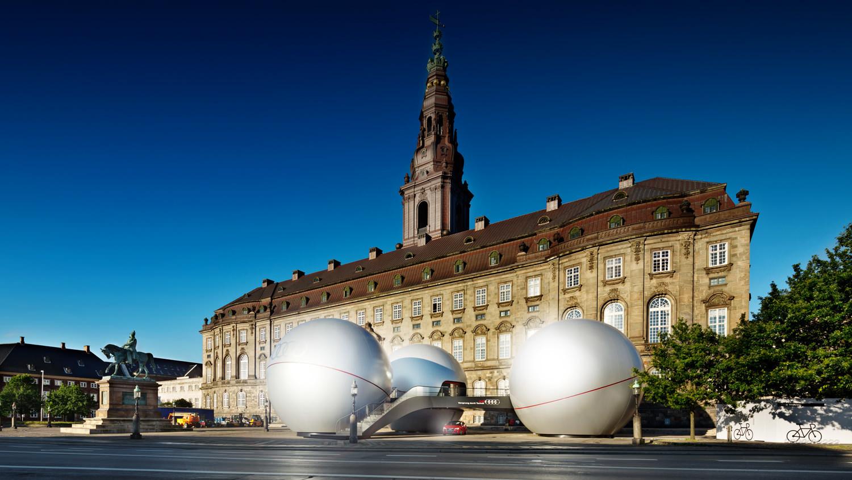 Spheres, Copenhagen
