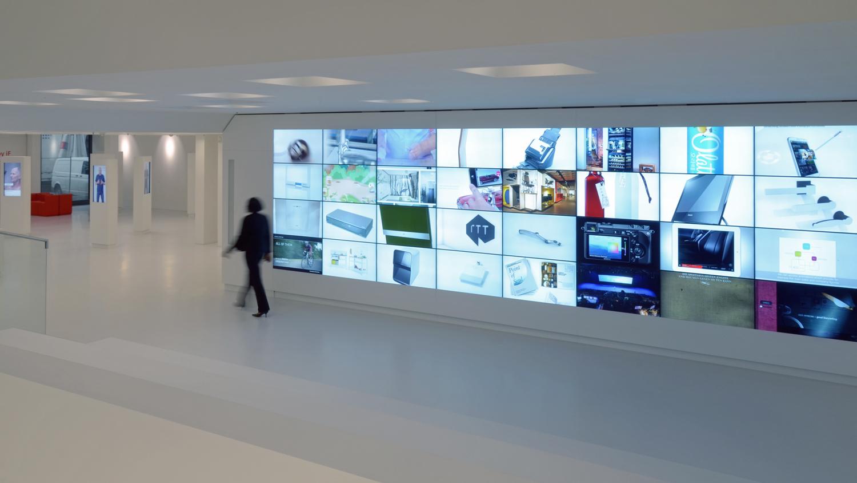 iF design exhibition Hamburg, 2013