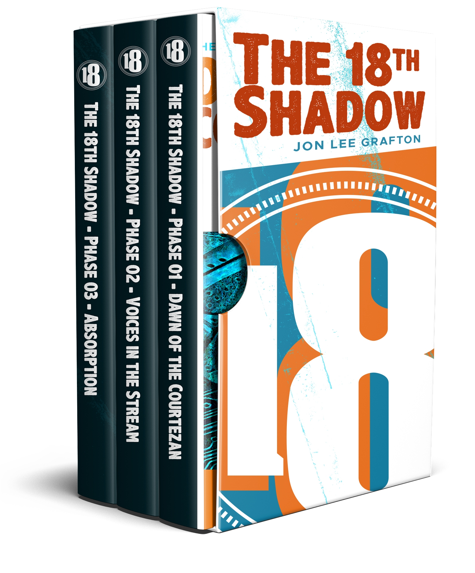 Free ebook boxset - 18th shadow