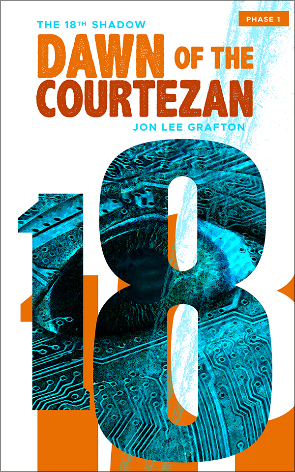 Science Fiction Book - Dawn of the Courtezan